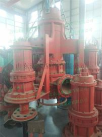 枣庄河底吸浆泵 电动杂质泵 效率高 浓度大