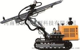 **直销高性能潜孔钻车 HC420履带式露天潜孔钻车 钻车配件
