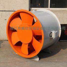 顺欣空调HTF-(A)型 消防风机 消防轴流排烟通风机 耐高温通风机