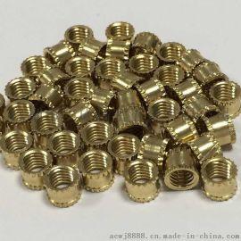 气管铜螺母 六角铜螺柱规格
