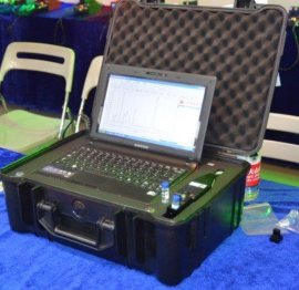 便携式激光拉曼光谱仪探测光谱仪光学光电仪器光纤光谱仪