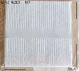 厂家直销可清洁DIY静电防螨hepa滤芯