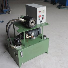 压管机厂家供应-卫浴软管压管机、车辆选换档线、拉线扣管机、推拉软轴缩管机