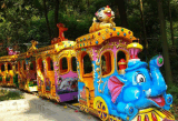 大型游乐设备 游乐设备厂家 大象小火车全套价格