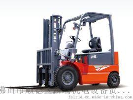 合力CPD20蓄電池平衡重式叉車特價處理 佛山電動叉車銷售租賃維修