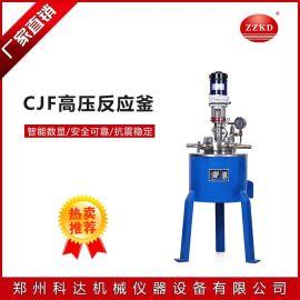 CJF-1小型实验高压反应釜 不锈钢高压反应釜