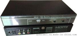 HDMI输入内置硬盘嵌入式录像机