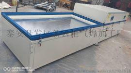 木门橱柜展板家具pvc高光膜吸塑机覆膜机