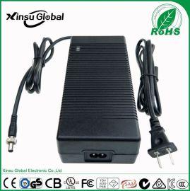 29.4V4A锂电池充电器 xinsuglobal 中规CCC认证 XSG2944000 29.4V4A充电器