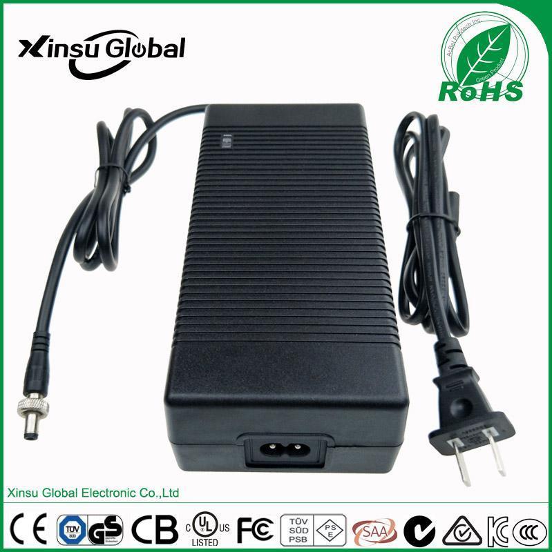 29.4V4A 电池充电器 xinsuglobal 中规CCC认证 XSG2944000 29.4V4A充电器