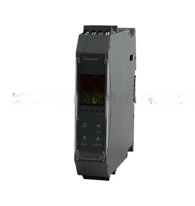 厦门宇电多路温控模块导轨安装温控模块