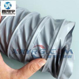 鑫翔宇KS0911韩国KIC6200耐高温耐酸碱伸缩尼龙布排风管