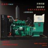 廣西玉柴120KW發電機組批發 全銅常用柴油發電機批發 廠家直銷