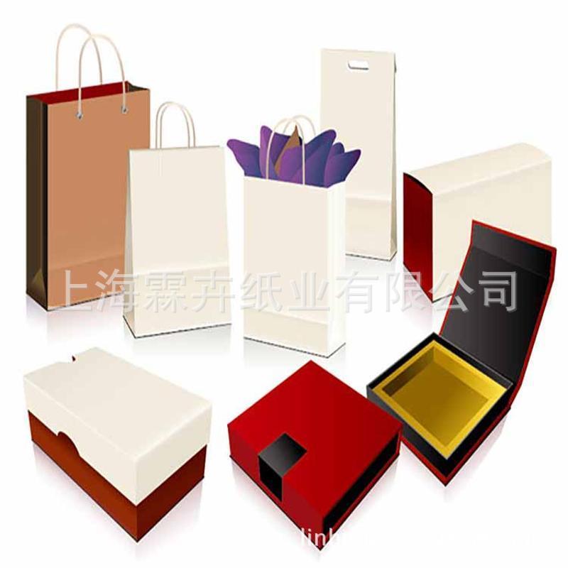 服装吊牌 纸盒 纸管 纸罐 进口德国高白白卡纸