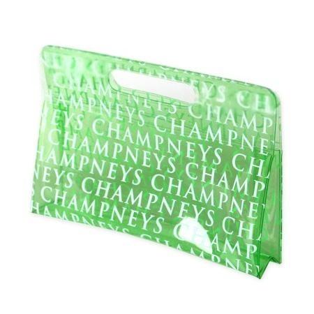 彩色PVC化妝品包裝袋