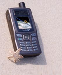 欧星卫星电话 (Thuraya SO-2510)