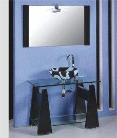 玻璃台盆(B-018)