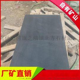 中国黑蒙古黑石材机刨面 大理石