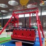 雙面搖擺12人歡樂秋千小型遊樂園娛樂設施