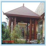 戶外鋁涼亭葡萄架 別墅庭院裝飾性構建物 全鋁涼亭
