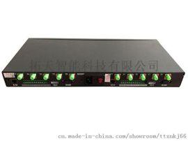 振动光纤周界报警系统   振动光缆探测器厂家直销报价