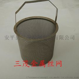 污水過濾籃/不鏽鋼過濾籃生產加工