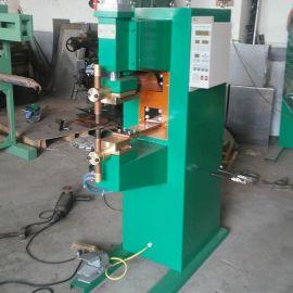 气动式中频金属焊接机螺母螺帽焊机电阻焊