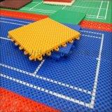 臨高塑料懸浮地板,懸浮彩色幼兒園地板,宏利達地坪