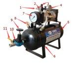 車牀換刀增壓泵 空氣增壓穩壓閥16bar可調
