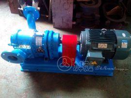 力华食品泵-高粘度泵 浆料泵 不锈钢泵
