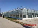 智能玻璃温室建造——连栋玻璃温室报价