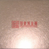 印象派304彩色不锈钢乱纹装饰板厂家直销