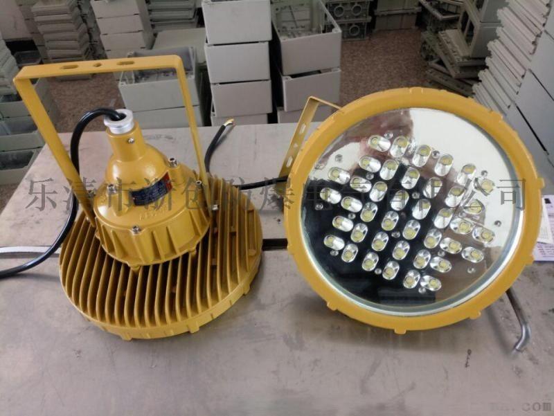 BZD130加油站防爆吸顶式led防爆投光灯