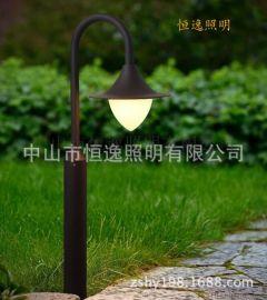 铝制道路照明草坪灯 恒逸草坪灯 现代草坪灯