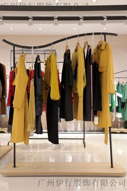 尾货批发 领弟歌莉娅品牌女装折扣批发 裕隆外贸服装尾货公司 品牌女装尾货店取名