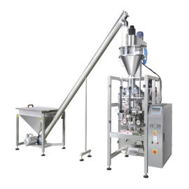 蔬果粉末包装机 FDK-420全自动粉剂包装机