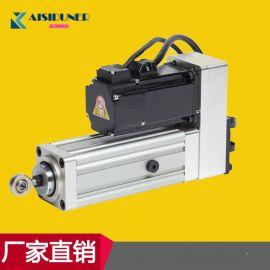 深圳合富源電動缸 小型伺服電動缸 直線式電動缸推杆