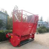 青貯粉碎回收機 秸稈切碎回收機 皇竹草收割粉碎機