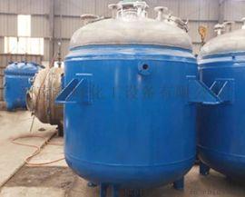 不锈钢反应釜、不锈钢电加热反应釜、搪瓷电加热反应釜