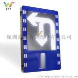 可变直行掉头诱导灯 可变车道指示灯 可变信息车道灯