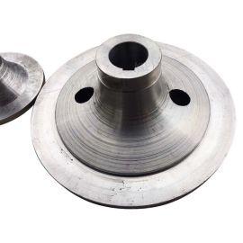 异形轴盘孔 24*52,外径120铸造不锈钢轴盘
