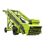 窖儲飼料挖料機 高空飼草取料機 多功能飼草取草機