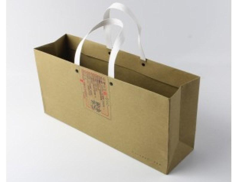 牛皮紙紙袋定製,手提袋價格