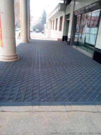广西变形缝铝合金防尘地毯防滑条厂家直销