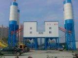 河南搅拌站生产厂家,hzs120混凝土搅拌站