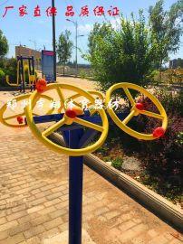 厂家直销室外户外健身器材广场小区公园健身器材健身路径太极揉推盘