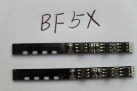 摩托罗拉手机电池BF5X-D保护板(PCBA制程)