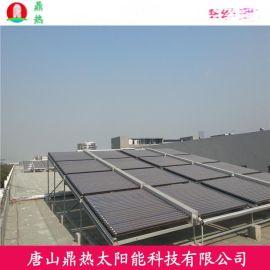 鼎热304不锈钢工程联箱太阳能热水工程水流分配专用热水供应