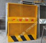 人貨電梯門,安全防護門,施工電梯防護門