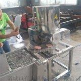 南瓜可樂餅生產機器,南瓜可樂餅成型機,南瓜餅油炸機